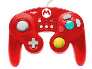 GameCube controler-Mario