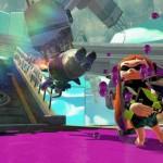 WiiU Splatoon + amiibo Splatoon Squid3110531105