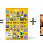 WiiU Super Mario Maker + Artbook + Modern Mario3113331133