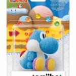 WiiU Yoshi's Woolly World + Yarn Yoshi L-Blue3115931159