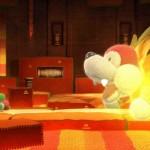 WiiU Yoshi's Woolly World + Yarn Yoshi L-Blue3116231162
