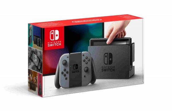 64cbf165e Celosvětové prodeje konzole Nintendo Switch přesáhly 10 miliónů ...