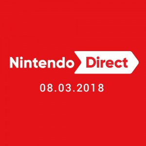 Nintendo Direct – 8.3.2018