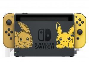 Limitovaná balení Nintendo Switch ke hrám Pokémon: Let's Go, Pikachu! a Pokémon: Let's Go, Eevee! přijdou 16. listopadu