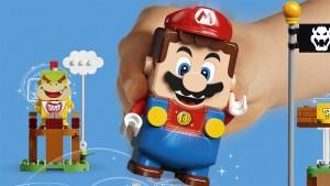 Společnosti LEGO Group a Nintendo povýšily svým partnerstvím legendární stavebnici na novou úroveň