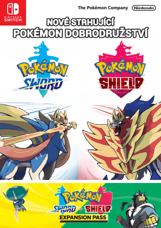 Pokémon Sword & Shield