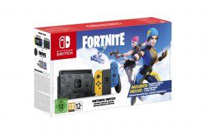 Bojujte kdykoliv a kdekoliv s bundlem konzole Nintendo Switch a hrou Fortnite, v Evropě k dostání od 30. října