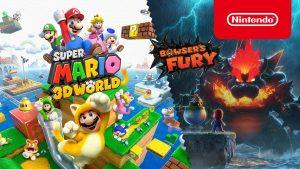 Odhalte nové možnosti v Super Mario 3D World + Bowser's Fury na Nintendo Switch